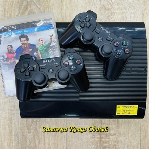 SONY PLAY STATION 3 SLIM 12GB
